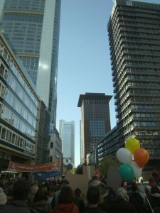 Occupy Mainhattan